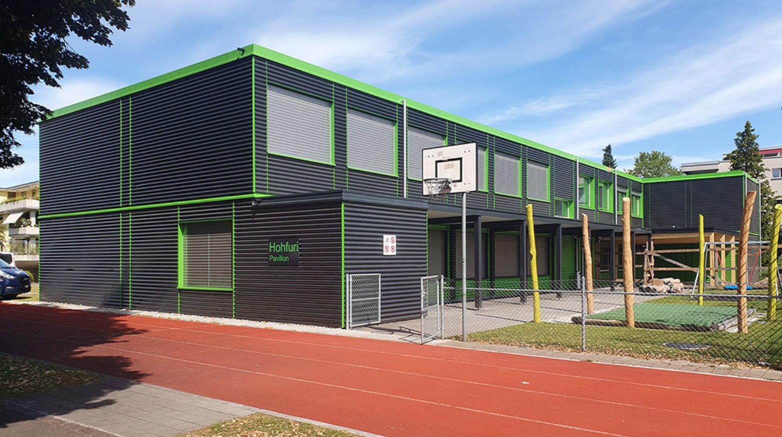 Schulhaus buelach