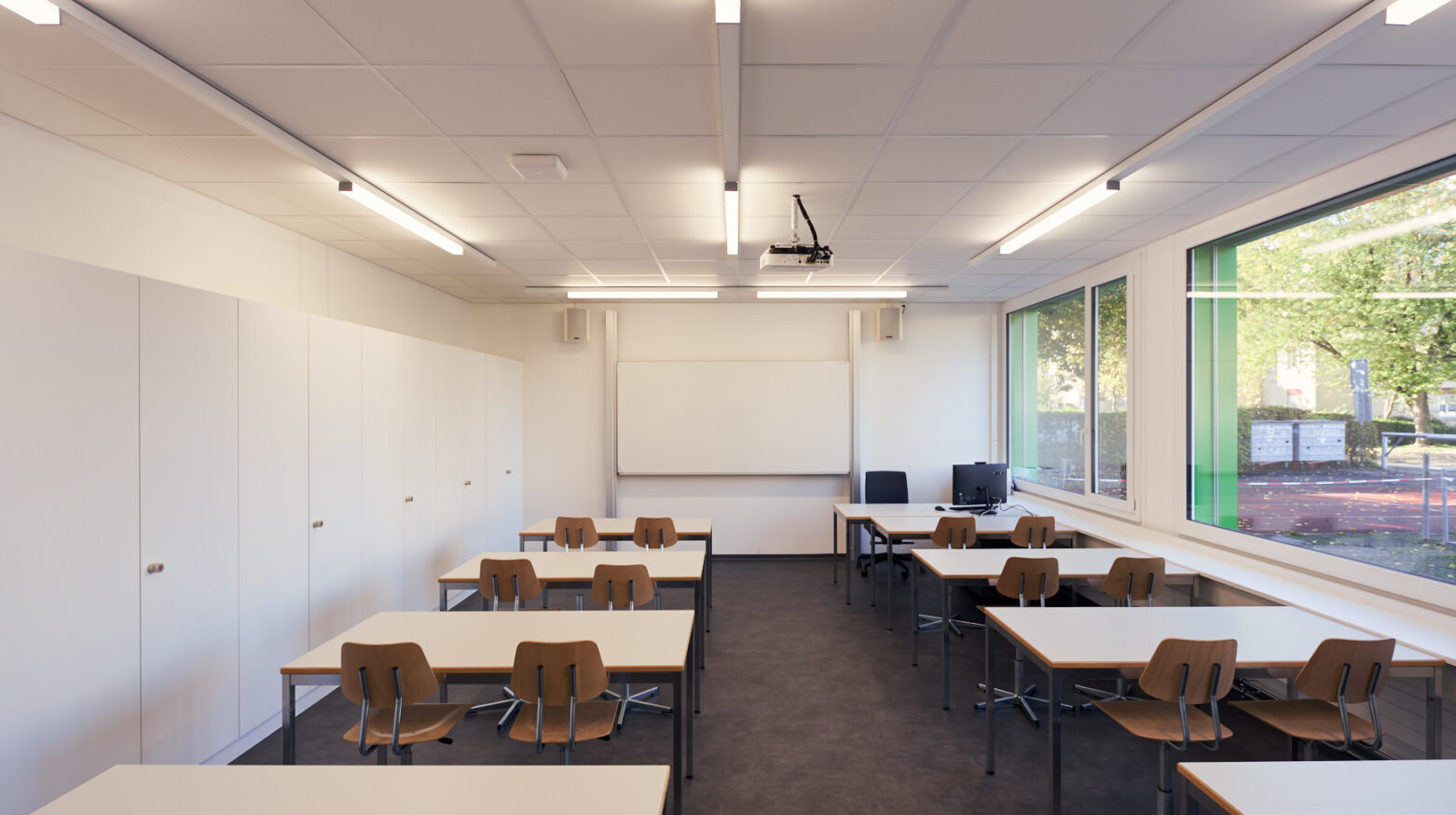 Schulgebäude Hohfuri 04